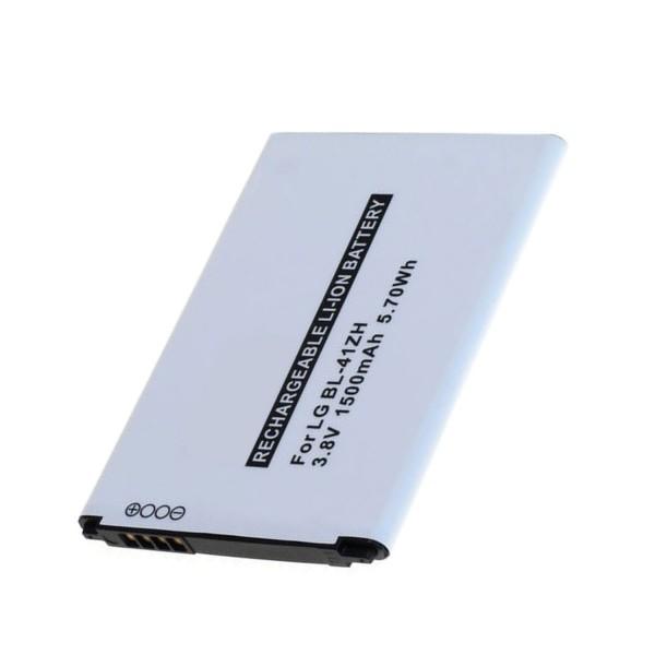 Accu geschikt voor LG Leon BL-41ZH 3.7 volt 1500mAh