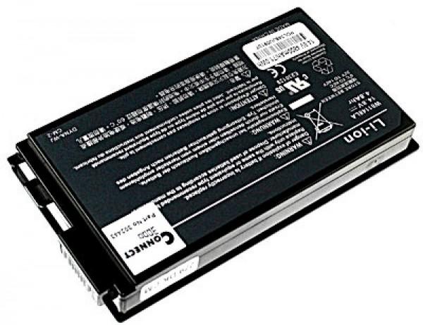AccuCell-batterij voor Medion MD95211m 40010871, LI4403A, 4400mAh