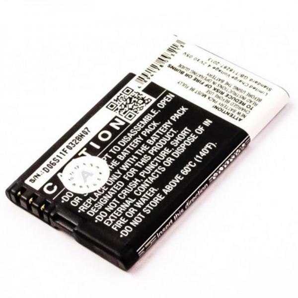 Batterij geschikt voor mobiele telefoon batterij Doro Primo 305 batterij RCB305