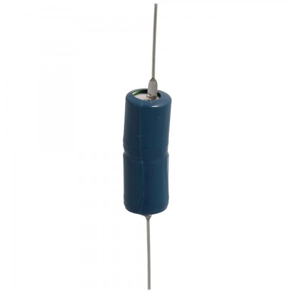 Accu geschikt voor Sanyo N-50SB2 Cadnica met axiale draadaansluiting