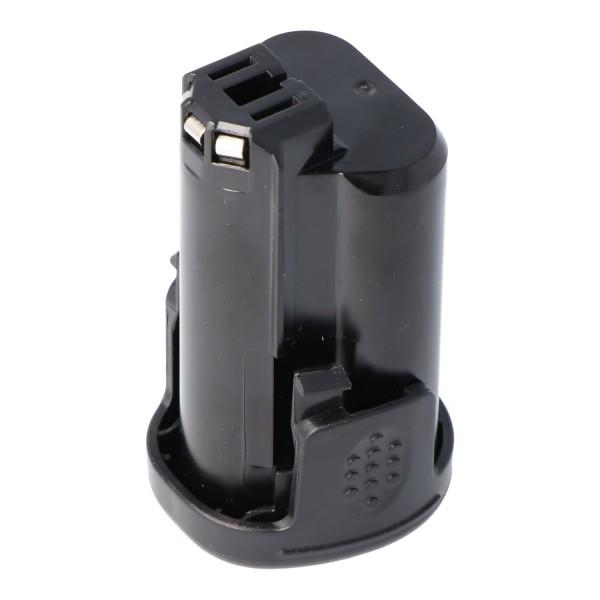 Li-ionbatterij van 10,8 volt geschikt voor Bosch 2607336863, 2607336864, Bosch PMF 10.8 LI, Dremel 8200 Multi Max, Berner BTI 10.8 en andere apparaten