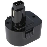 Replica batterij geschikt voor de Rems batterij 571510, 571513 NiMh batterij 12V 3000mAh