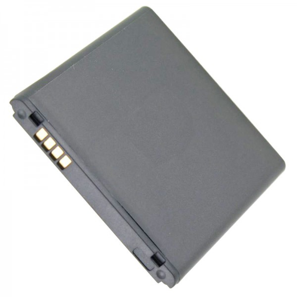 AccuCell-batterij geschikt voor LG Optimus True HD LTE, Optimus LTE, Optimus 4G LTE