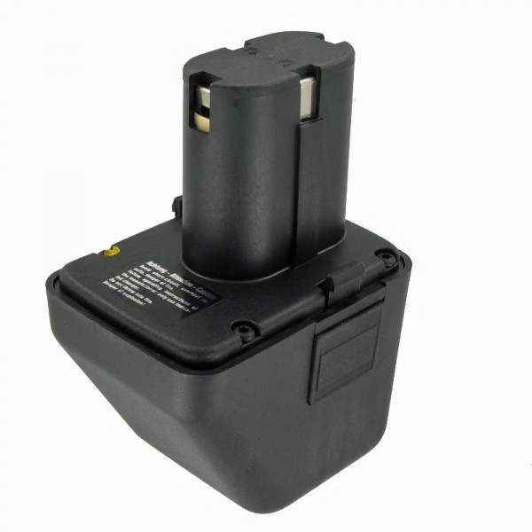 Batterij geschikt voor de Würth 7256020 batterij NiMH 12 volt 2.0Ah niet origineel Würth