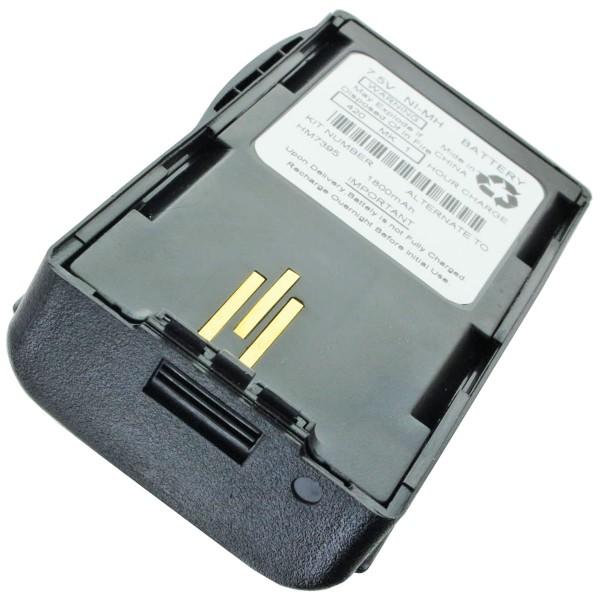 Accu geschikt voor Motorola Visar 1800mAh NTN7394, NTN7395, NTN7396 7.5 volt 1800mAh