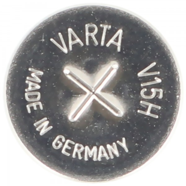 Varta V15H NiMH oplaadbare NiMH-knoopcel zonder soldeertag