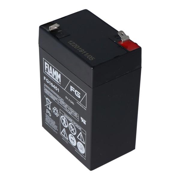 6 volt batterij voor Peg Perego-voertuigen 6 volt 4500 mAh zonder kabel