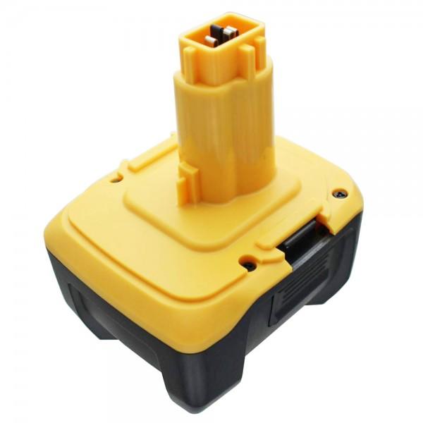Li-ion batterij geschikt voor de Dewalt DC9144 batterij DE9140, DC732, DC737, DC737KL, DC832, DC832KL, DC837, DC837KL, DCD930, DCD935, DCD935L2