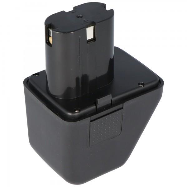 Accu geschikt voor Gesipa-gereedschappen 12V 1.4Ah, Würth G12, 070291510, ANG 12, 0702915, 0702915 10, 070291510061