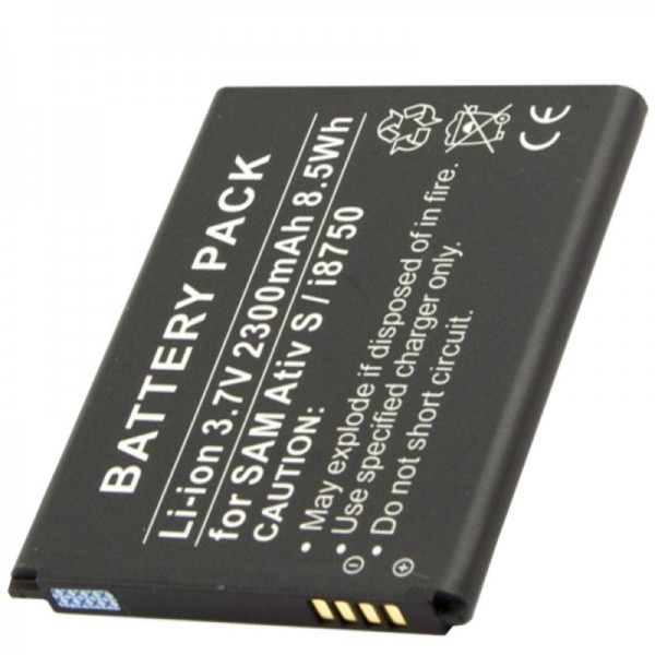 Samsung GT-I8370, GT-I8750, EB-L1M1NLA, EB-L1M1NLU batterij van AccuCell