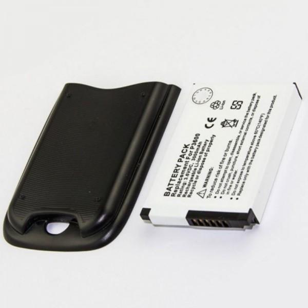 AccuCell-batterij geschikt voor HTC Trinity, TRIN160