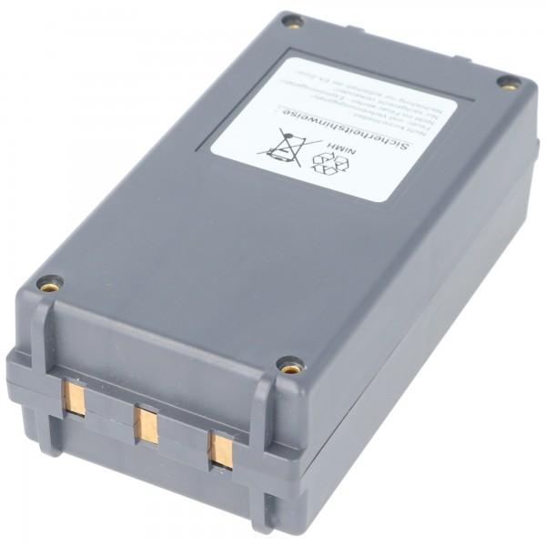 Originele batterij geschikt voor Cattron Theimeg BT923-00044 12 volt 1500mAh