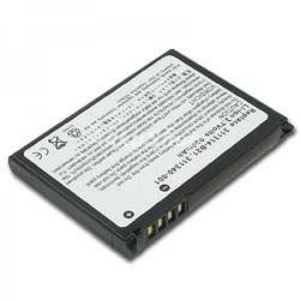 AccuCell-batterij geschikt voor Medion MD42592-batterij P / N 40005847