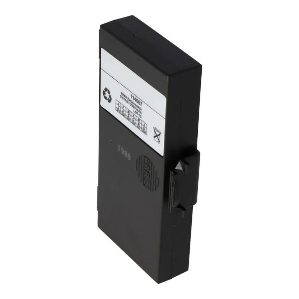 AccuCell-batterij geschikt voor Hetronic Nova, FBH1200, 6830303000