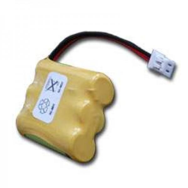 AccuCell-batterij geschikt voor Siemens DialOn, 400 mAh