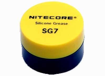 Nitecore siliconenvet SG7