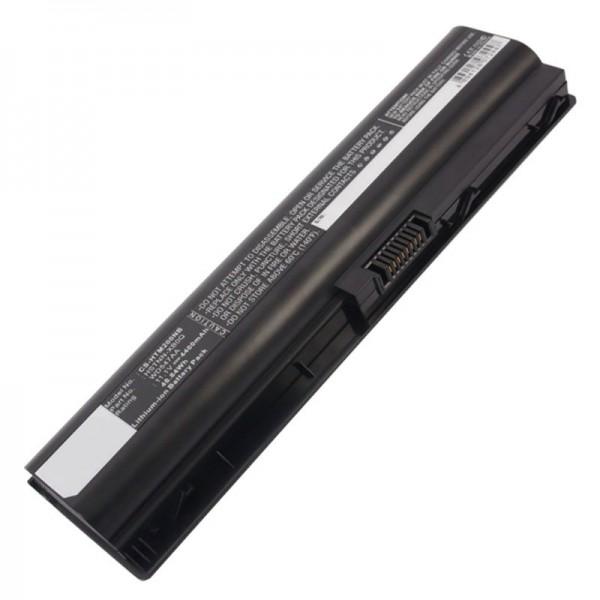 AccuCell-batterij geschikt voor HP TouchSmart tm2-1000 en anderen