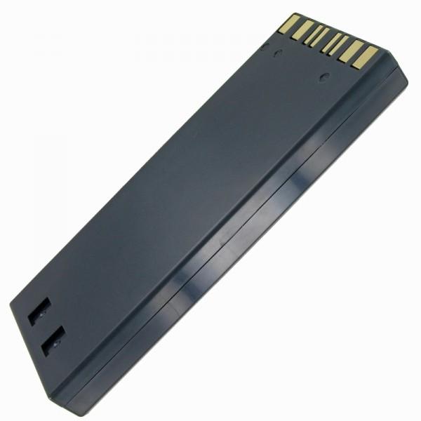 AccuCell-batterij geschikt voor IDX type NP-L50 5200mAh