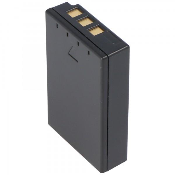 AccuCell-batterij geschikt voor Olympus BLS-1, E-400, E-410, 1150mAh