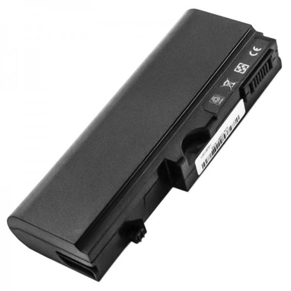 AccuCell-batterij geschikt voor Toshiba Mini NB100 4400mAh