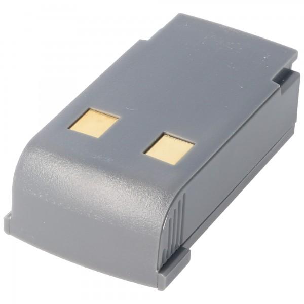 AccuCell-batterij geschikt voor Denso BHT-5000, B-50N NiCd