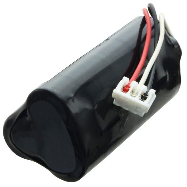 Wella Xpert HS70 batterij, 520902, HR-AAAU 3.6 volt 700mAh, hoge versie