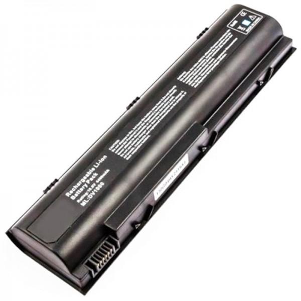 AccuCell-batterij geschikt voor Compaq Presario V5000, 367759-001