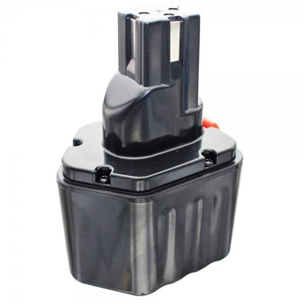 HUSKIE BP-70 batterij geschikt voor Huskie accu-gereedschap NiMH 1.5Ah, Huskie BP-70E, BP-70EI, BP-70I, BP-70R
