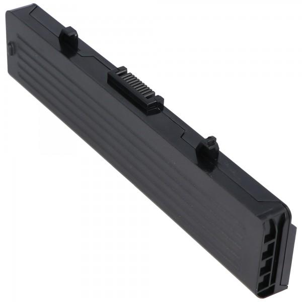 Batterij geschikt voor Dell Inspiron 1525, 1526, 1545, 4400mAh