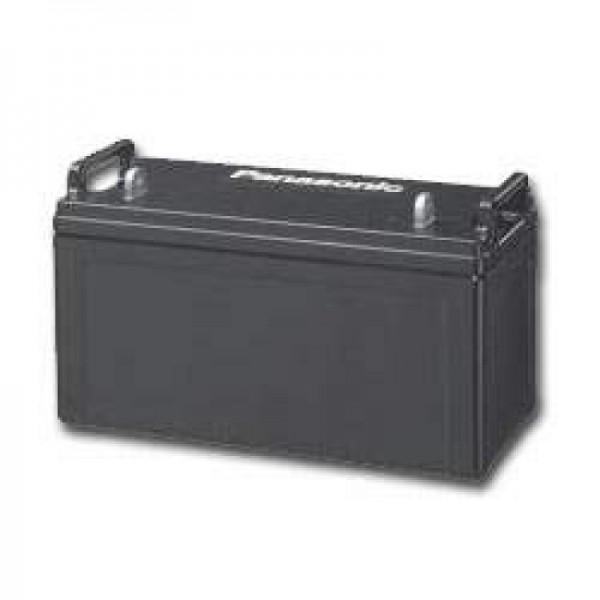 Panasonic LC-XB12100P batterij 12 volt 100Ah