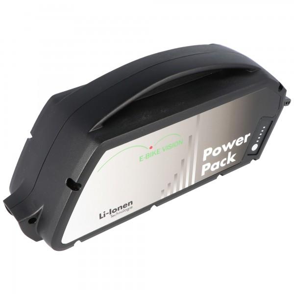 Replica-batterij geschikt voor KTM Macina Race 29-batterij 468 Wh, 36 volt