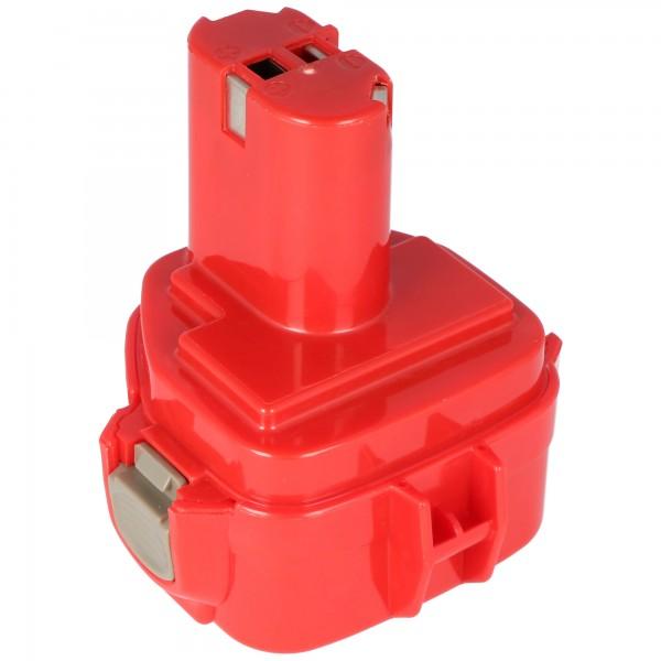 Batterij geschikt voor Makita 1220, 1222, 1233, 1234, 1235 12V 3.0Ah