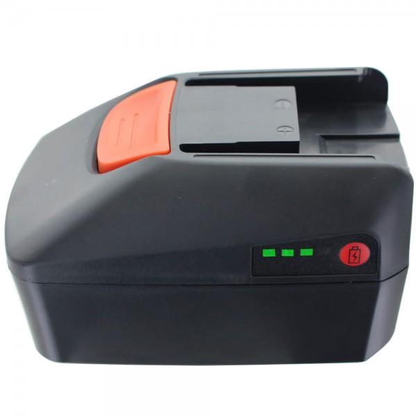 Accu geschikt voor Fein 18 volt 3000mAh Li-ion batterij B18A.165.01, 92604173020, 92604165020, 92604171020f