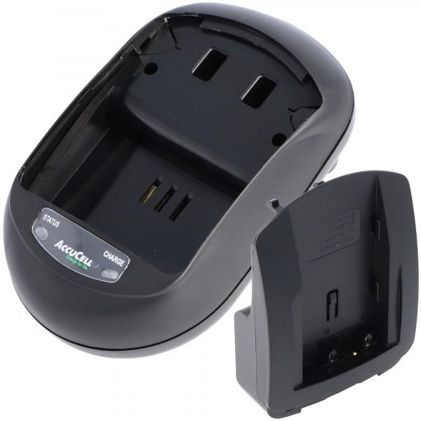 AccuCell-oplader geschikt voor Sharp BT-L225, -L225U, -L445