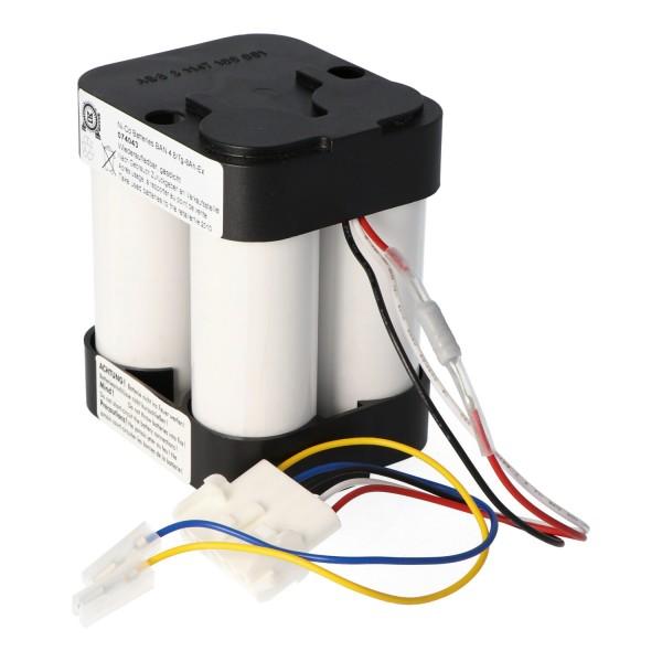 Batterij geschikt voor BOSCH HSE7 Ex-beschermde + 5x kabel, SEB5.3, SEB8