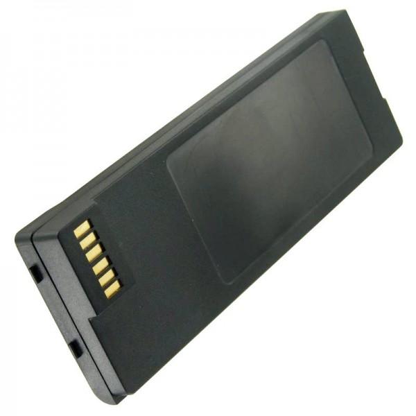 Batterij geschikt voor Handy Iridium 9555 batterij BAT20801, BAT2081