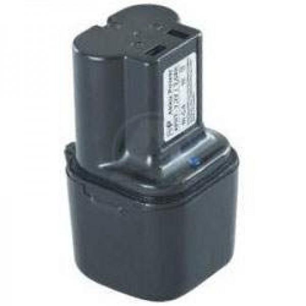 AccuCell-batterij geschikt voor Hitachi APHT 7.2V-3.0Ah NiMH