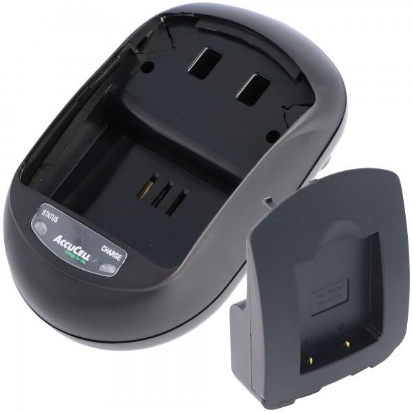 Snellader geschikt voor Nikon EN-EL19 batterij, S2500, S3100
