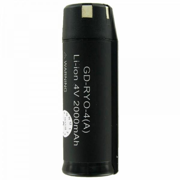 Batterij geschikt voor Ryobi TEK 4 batterij AP4302, AP4700, HP53LK