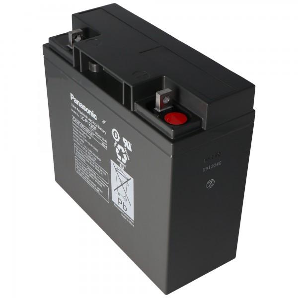 Panasonic LC-X1220P batterij 12 volt 20Ah X1220P loodbatterij