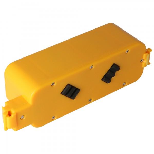 Batterij geschikt voor IROBOT ROOMBA 400, 4000, 4210, 4250, 4260