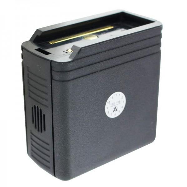 Accu geschikt voor AEG Teleport 9S, AEG Teleport 10 7.2 volt 1.65 Ah