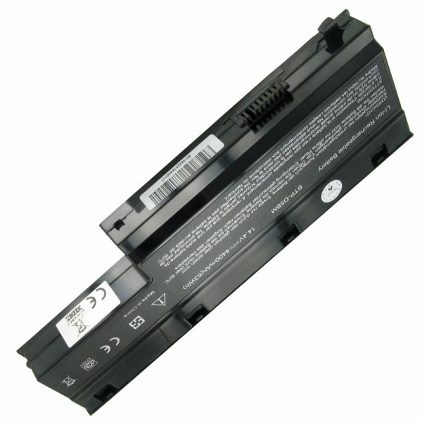 Medion Akoya P7612 replica batterij MD97860 batterij van AccuCell