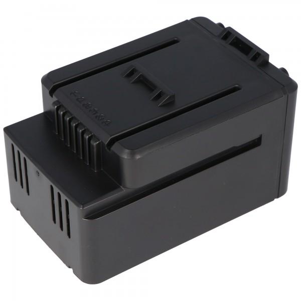 Batterij geschikt voor de WORX WA3536, WG268E, WG568, WG568E, WG168, WG168E Li-Ion 40V batterij