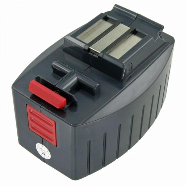 Gereedschapsbatterij voor (imitatie) Festo BPH14.4T 14.4Volt 3.0Ah NiMH