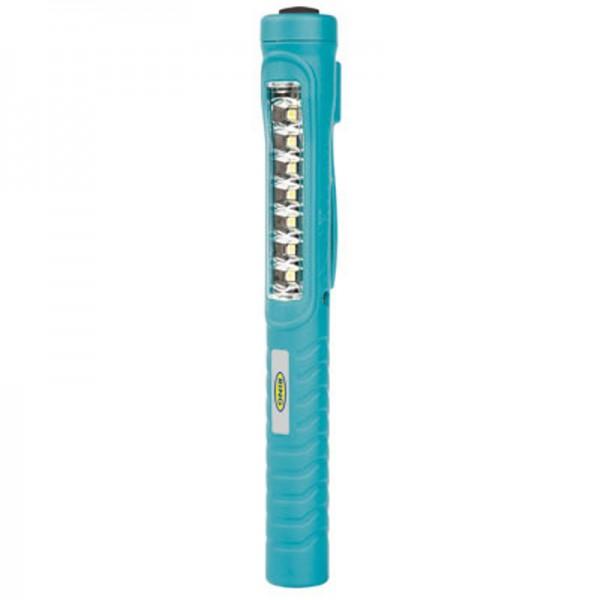 Inspectielamp met 7 LED's en Li-ionbatterij voor opladen
