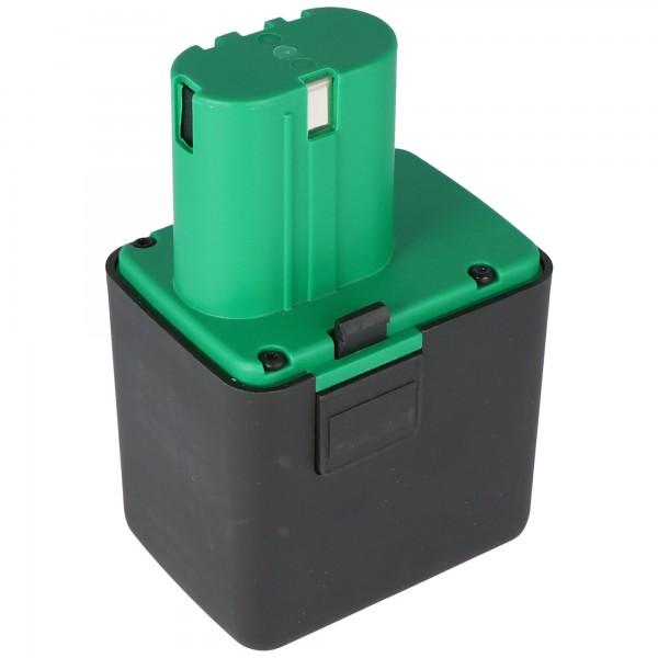 Replica-batterij geschikt voor Gesipa Li-ion-batterij 14,4 volt, 4,0 Ah (geen originele Gesipa-batterij)
