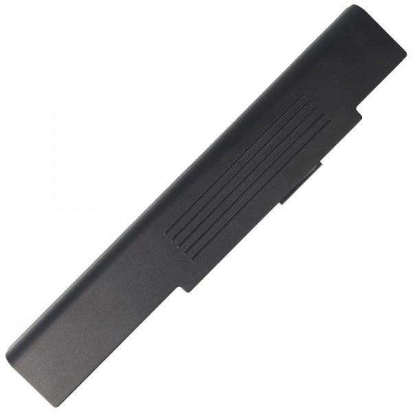 Batterij voor Medion Akoya P6633 14,8 volt 4400mAh