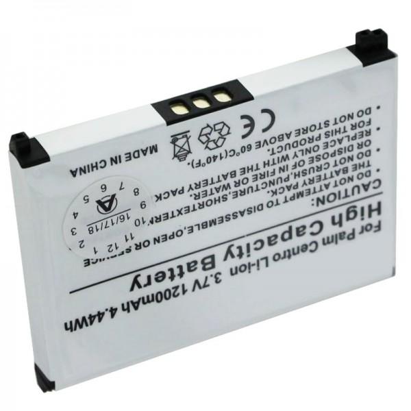 AccuCell-batterij geschikt voor Palm type 157-10079-00