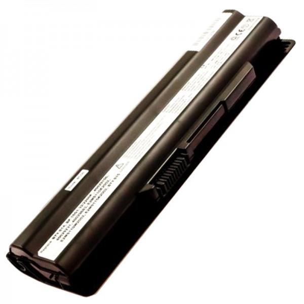 Akoya Mini E1311, Akoya Mini E1312, Akoya Mini E1315, MD97125, MD97127, MD97690 replica-batterij 5200 mAh